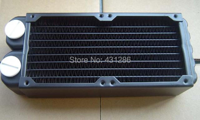 McCurry Cool Seoul cooled 160 water-cooled copper double radiator exhaust heat exchanger cooled exhaust<br>