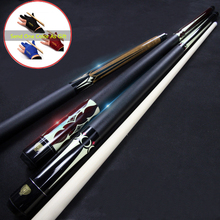 Billiard Pool Cues 10.5mm/11.5mm/13mm Tips Billiard Sticks China High Quality Billiard Glove As Gift