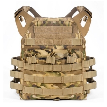 Military Tactical Vest Plate Carrier Molle Airsoft Ammo Chest Rig JPC Vest Hunting Paintball Body Armor Equipment(China)