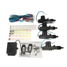 Car Auto Door Central Lock  Automatic Locking System Security Keyless Entry Remote Control Unit