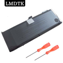 "LMDTK New Laptop Battery For Apple MacBook 15"" A1286 2009 Version MB986LL/A MB985 Replace A1321 Free shipping(China)"
