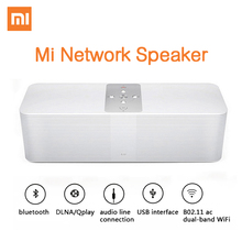 Xiaomi Mi Wifi Smart Network Speaker Bluetooth Wireless Internet Speakers APP Online Radio Music MP3 Player 100% genuine(China)
