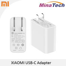 Original Xiaomi Mi USB-C Charger 45W Max Smart Output Type-C Port Adapter USB PD 2.0 Quick Charge QC 3.0 Gift Cable
