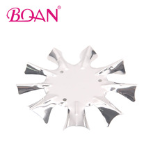 10Pcs BQAN New Design Metal Nail Art Edge Trimmer Cutter Clipper 9 Sizes Nail Gel Nail Simile Liner Nail Shaper