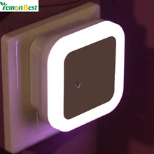 LemonBest New Fashion LED Night light EU US Plug Colors Novelty Bed Lamp For Baby Bedroom Gift Romantic Colorful Lights