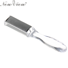 NewView High Quality Double Side Foot Rasp File Callus Remover Dead Skin Remover Pedicure Foot Care Tool