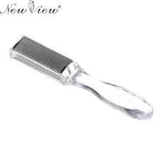 NewView High Quality Double Side Foot Rasp File Callus Remover Dead Skin Remover Pedicure Foot Care Tool(China)
