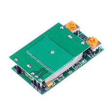 DC 5V 5.8G 5.8GHz Microwave Radar Sensor Switch Module ISM Waveband Sensing 12m HFS-DC06 No Interference