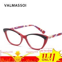 Mulheres marca óculos de Armação de ACETATO de armações de Óculos de miopia  óptico computador clara transparente  17049 5940ba4765