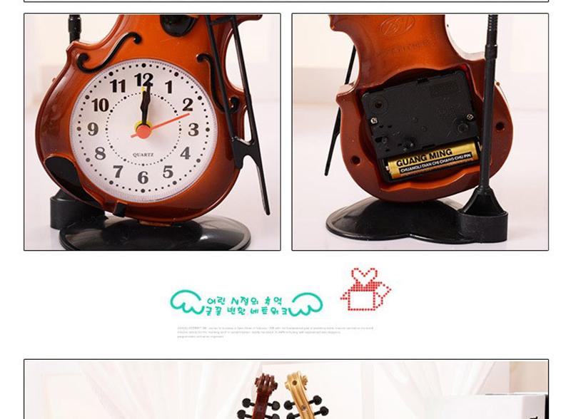 car digital clock lit parapluie pendulum of clock small desk clock clock for desk islamic wall clock retro wall clock mechanical table clocks table date (13)