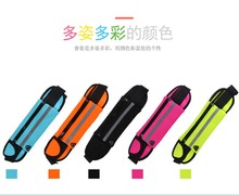 marathon belt sport waist bag outdoor mobile phone  anti-theft close contact multi function male and female Running bag