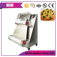 Hot sale commerical table top pizza dough sheeter/pita bread dough roller philippines(China)