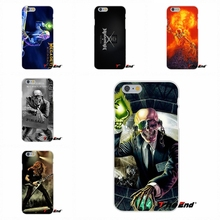 For Huawei G7 G8 P8 P9 Lite Honor 5X 5C 6X Mate 7 8 9 Y3 Y5 Y6 II Silicone Mobile Phone Case megadeth band Logo rust in peace(China)