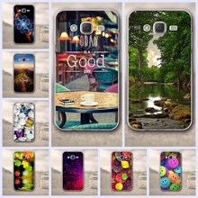 For Samsung Galaxy J5 2015 Case 3D Silicon Phone fundas For Samsung Galaxy J5 2015 J5008 YC955 SM-J500F J500 J500F Phone Cover