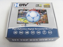MINI HD DVB-T2 STB T2 Set Top Box High Definition Digital Terrestrial Receiver Support MPEG4 2K/8K HDMI 1.3 /HDCP 1.1