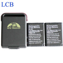 GSM/GPRS Motorcycle MOTO DE Car GPS Traker For Personal Elderly Rastreador Brand COBAN gps tracker TK102B GPS Tracking Device