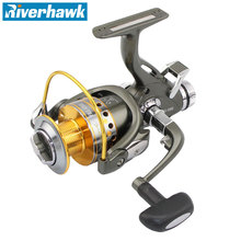 YOLO FRA High Quality Smooth Metal Spinning Fishing Reel  3000-6000 series 9+1 BB Carp Fishing Reel Bait Runner Fishing Wheel