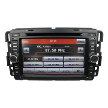 For 7 inch Hummer H2 car radio gps with touch screen/IPOD/Bluetooth/MP5/RDS/FM/optional TMC/TV/rear camera/canbus/ACC/OGG/RA/WAV(China)