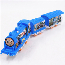 Hot Sale Star Wars Thomas Train Track Electric Railway Rail Elsa Robot Children's Educational Toys Electric