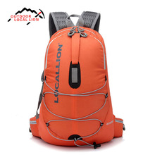 Outdoor Sport Bag LOCAL LION 15L Mountaineering Hiking Riding Bag Backpack New Travel Back Pack Bag Men Women Bags(China)