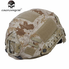 Emerson Military Helmet Cover Airsoft Camouflage Cover Shooting Paintball Accessory for FAST MH/PJ Helmet(China)