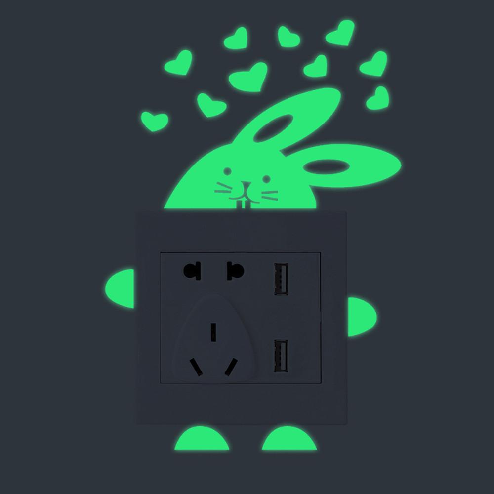 26 Styles Luminous Cartoon Switch Sticker Glow in the Dark Cat Sticker 26 Styles Luminous Cartoon Switch Sticker Glow in the Dark Cat Sticker HTB1ZINYktrJ8KJjSspaq6xuKpXaJ