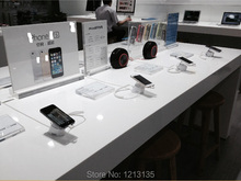 Mobile Phone Security Display Anti Theft  Holder With Alarm and charging For Apple Store display stand for iphone