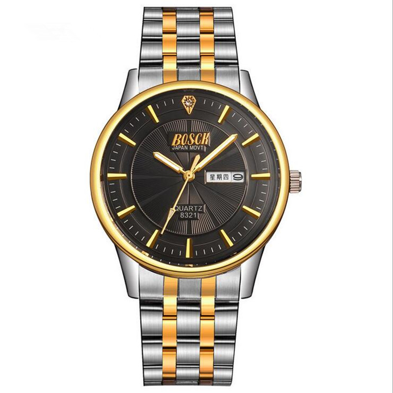BOSCK 8321J, leisure mens watch, super brand watches, double display calendar quartz watch, business waterproof fashion watches<br><br>Aliexpress