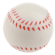 White Baseball Stress Ball(China)