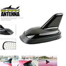 High quality  car shark decorative antenna with 3M adhesive for VW CC GTI Golf
