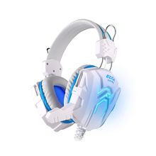 EACH GS310 Headphones Luminous Gaming Headset Casque Audio Headphone For Computer with Mic/Microphone for PC Gamer