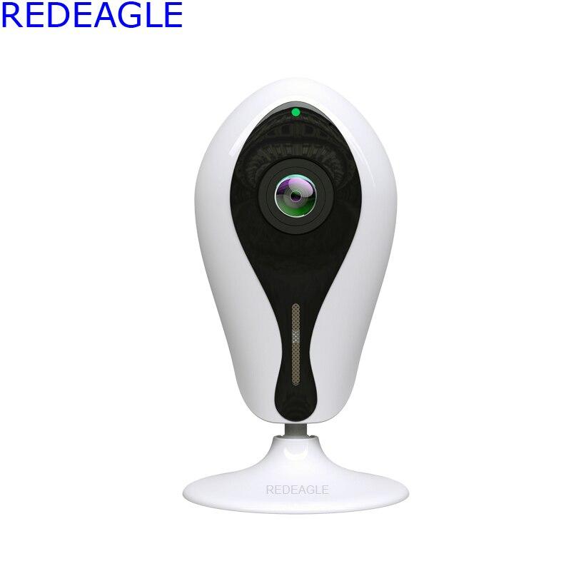 Fisheye Camera 960P Night Vision Video Monitor IP Wireless Wifi Network Surveillance Home Security Internation Version (US/EU)<br>