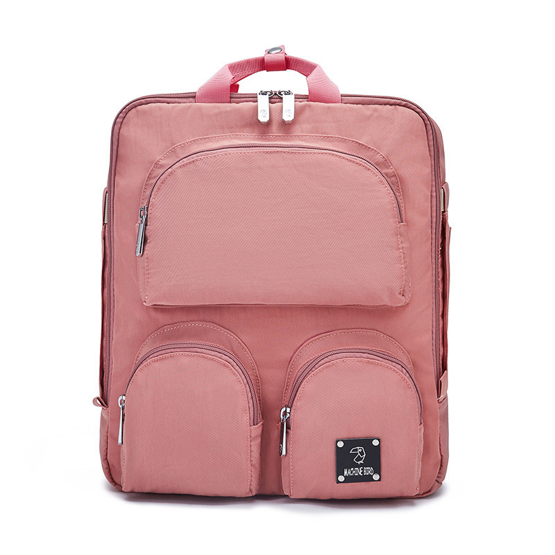 Big Discounts! Baby Diaper Backpack For Mommy Maternity Clothes & Baby Clothes Bags Newborn Bag Organizer Free Drop Shipping16