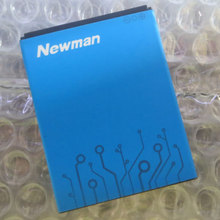 Free shipping Original Newman N1 Battery BL-96 1650mAh For Newsmy NX Newman N1 NM860 Mobile Phone Batterie