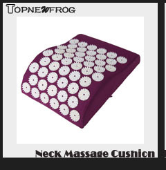 Acupressure Neck Massage Cushion Pillow Yoga Neck Head Spa Pain Stress Relax Pain Relief Health Care Pillow Cushion 7