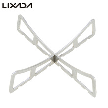 Lixada Outdoor Camping Stove Stand Stainless Steel Alcohol Stove Stand Gas Stove Stand Stove Accessories Camping Equipment