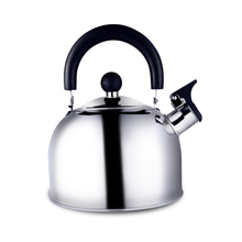 Thickening big capacity stainless steel kettle whistling kettle pot water bottle 2L 2.5L 2.3L