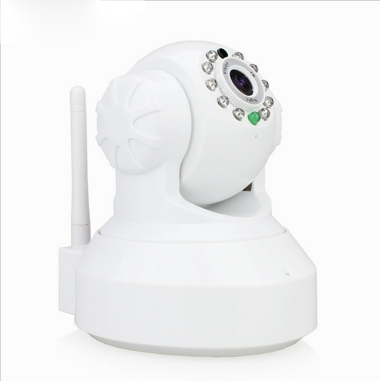 HD ip camera tf card  IR-CUT Night Vision baby monitor CCTV Camera home security Telecamera wireless wifi  Webcam<br><br>Aliexpress