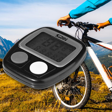 Practical Rain Resistant Bicycle Bike Computer Cycling Speedometer Odometer Meter Outdoor Riding Bicycle Accessories