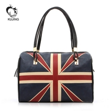 KUJING Fashion Handbags High Quality PU Women Shoulder Bag Cheap Large Capacity Business Handbag Hot Shopping Travel Ladies Bag(China)
