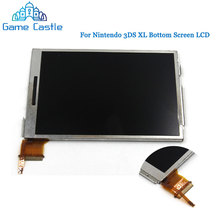 LCD Display Screen Bottom Screen Replacement Compatible For Nintendo 3DS XL 3DSXL For 3DS LL 3DSLL LCD screen(China)