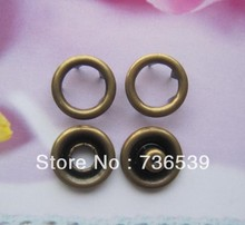 Free Shipping 11mm ring Prong Snap button(China)