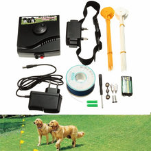 High Quality 300 Square Meter Wireless Invisible Waterproof Underground Electric Dog Safety Fence Fencing System 1 Shock Collar