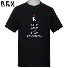 Free Shipping Sportswear Basketballs printing Man t shirt T Shirts Men Short Sleeve Cotton Mens TeeTops Tee Shirt