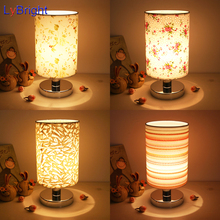 Modern European-style Table Lamp Bedside Bedroom Table Light AC 90-260V Creative Personality For Living Room Dining Room Foyer