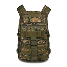 Camouflage Molle Waterproof Mochila School Shoulder Bag 1000D Nylon Military Tactical Army Backpack Bags for Hiking Trekking
