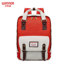 WINNER new women backpacks double shoulder bags waterproof casual shoulder bag(China)