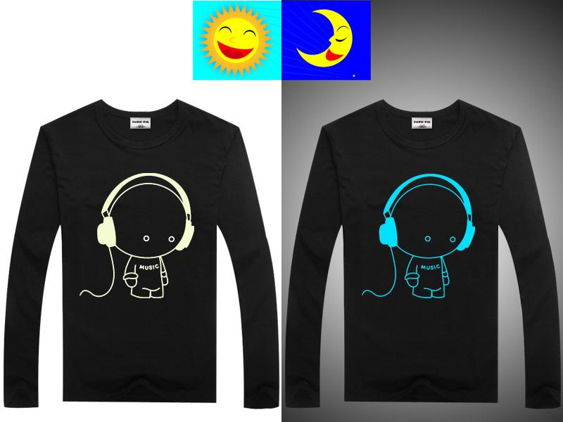 Luminous Long Sleeve T-Shirt For Boys T Shirt Batman Christmas Teen Girl Tops Size 10 11 12 14 years Teenage Toddler Boy Tshirts 5