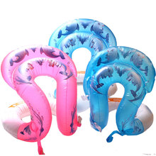 Inflatable Pool Float Swimming Toys Arm Rings Swimming Accessories for Children Adult Pool Floating Seat Arm floats Circle(China)