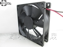 SXDOOL TX9025L18S DC 18V 0.14A 9CM 9025 refrigerator thermostat cabinet cooling fan high quality(China)